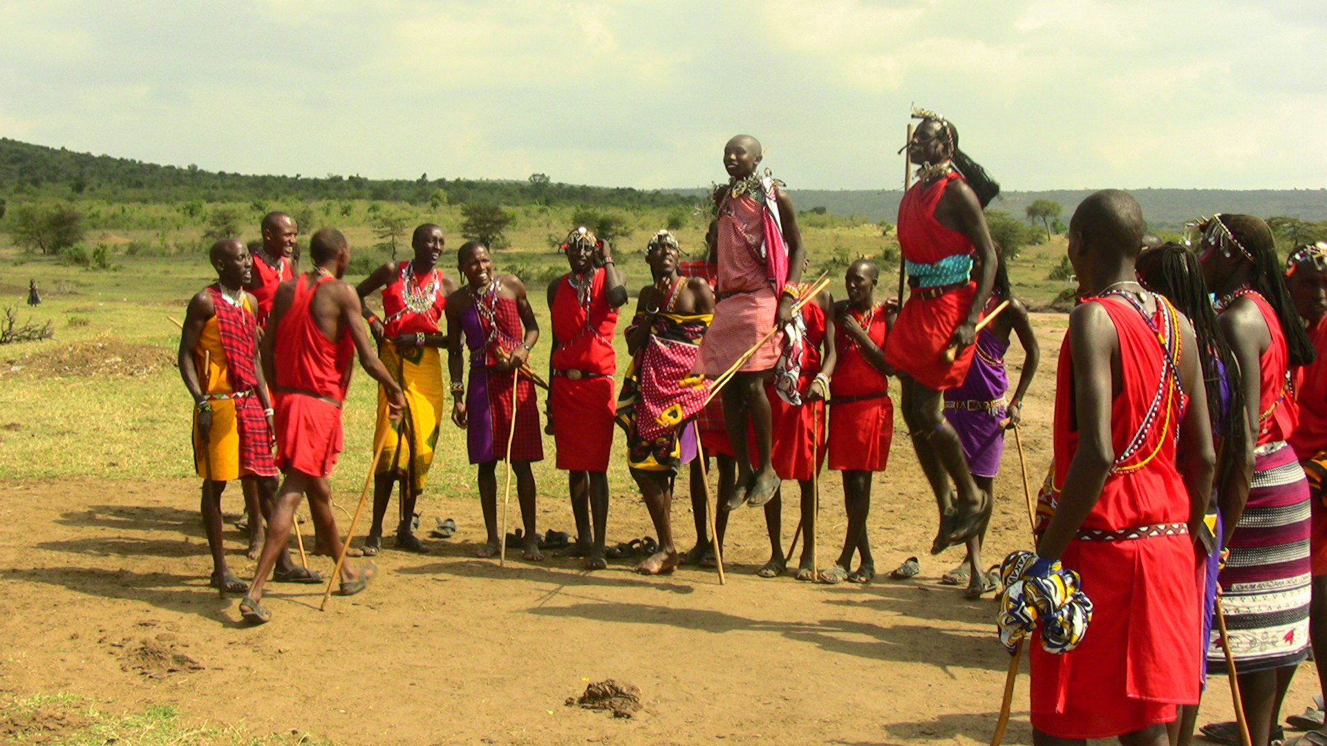 Leçons de la sagesse Maasaï - Xavier Peron et Kenny Matampash Massai