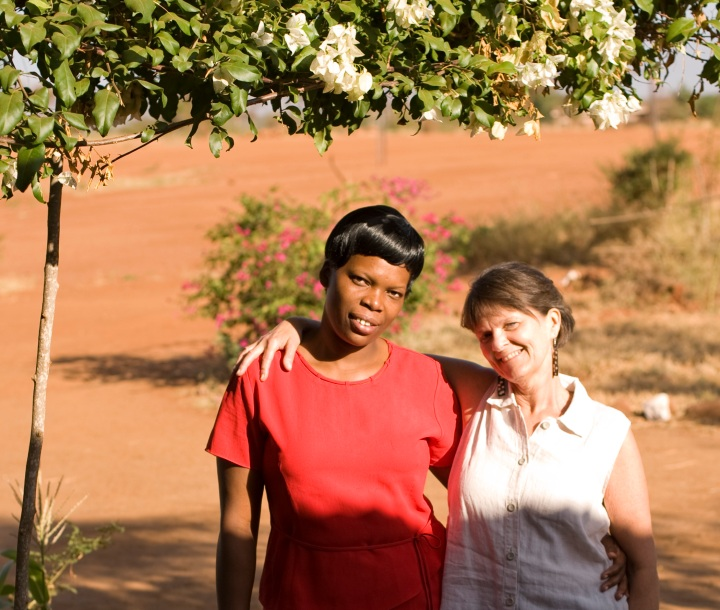 Lillian, the Village psychologist, and me