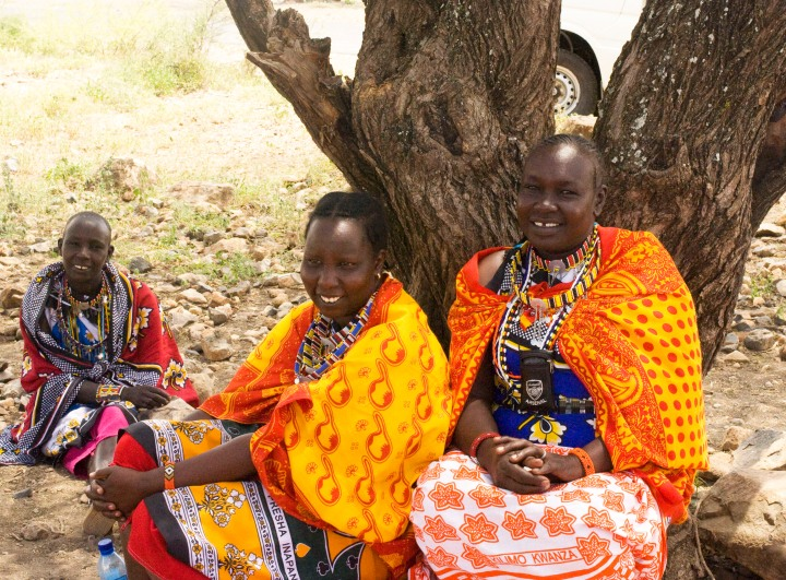 PCDA Maasai Women