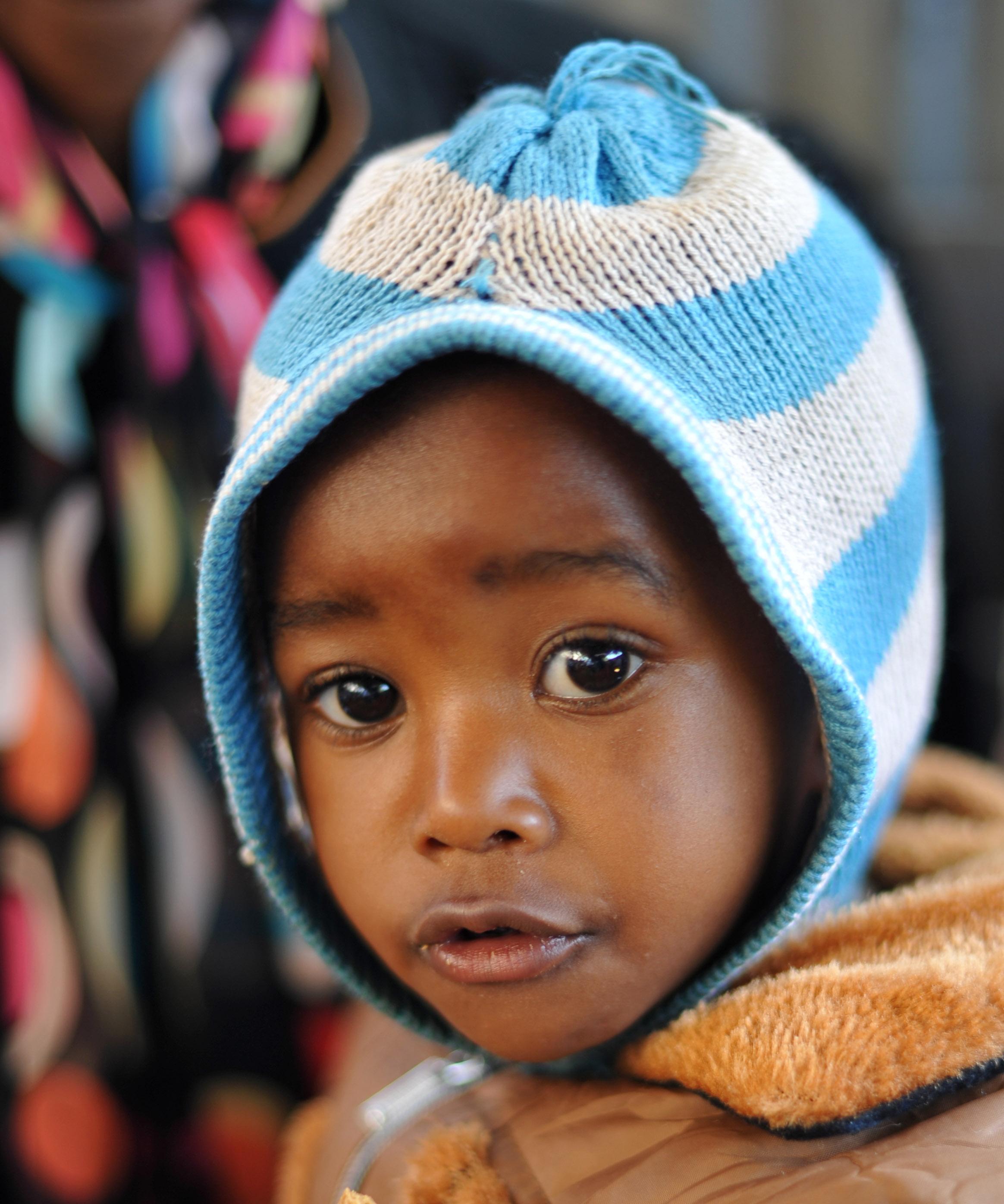 Son of one of the Tuka Pumoja women at Kangemi