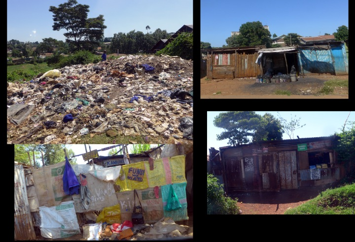 Pictures on the periphery of Dagoretti