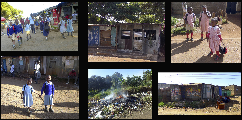 Glimpses of Kibera