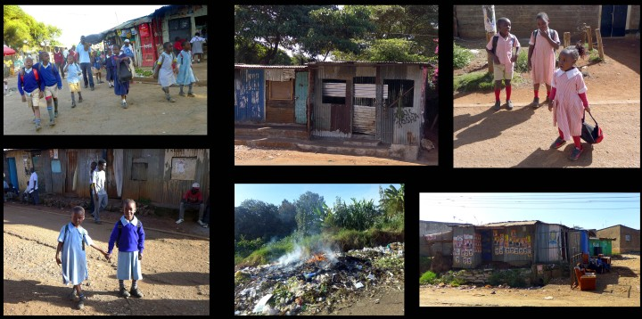 Glimpses of Kibera