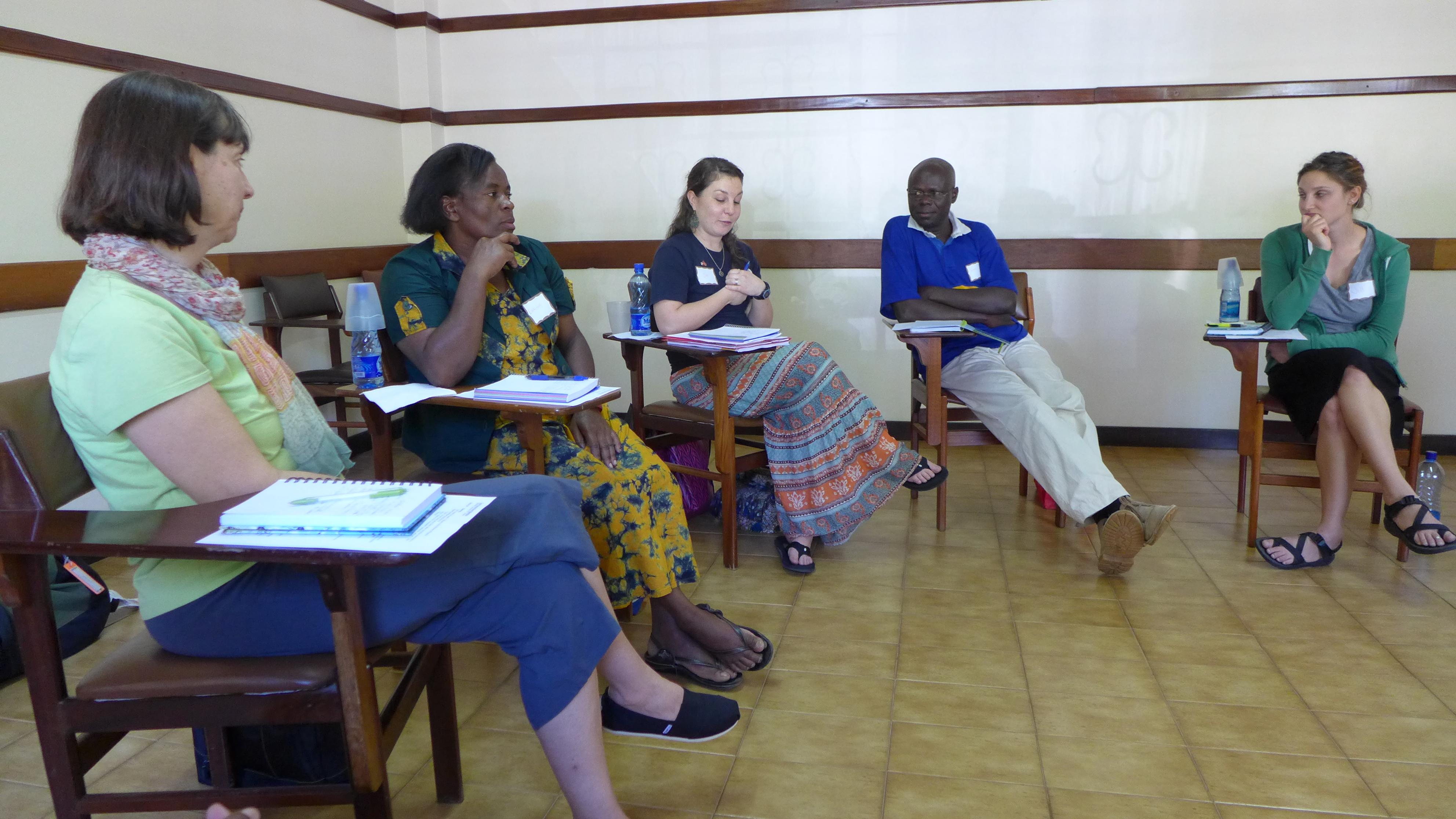 Tuko Pamoja Board Meeting