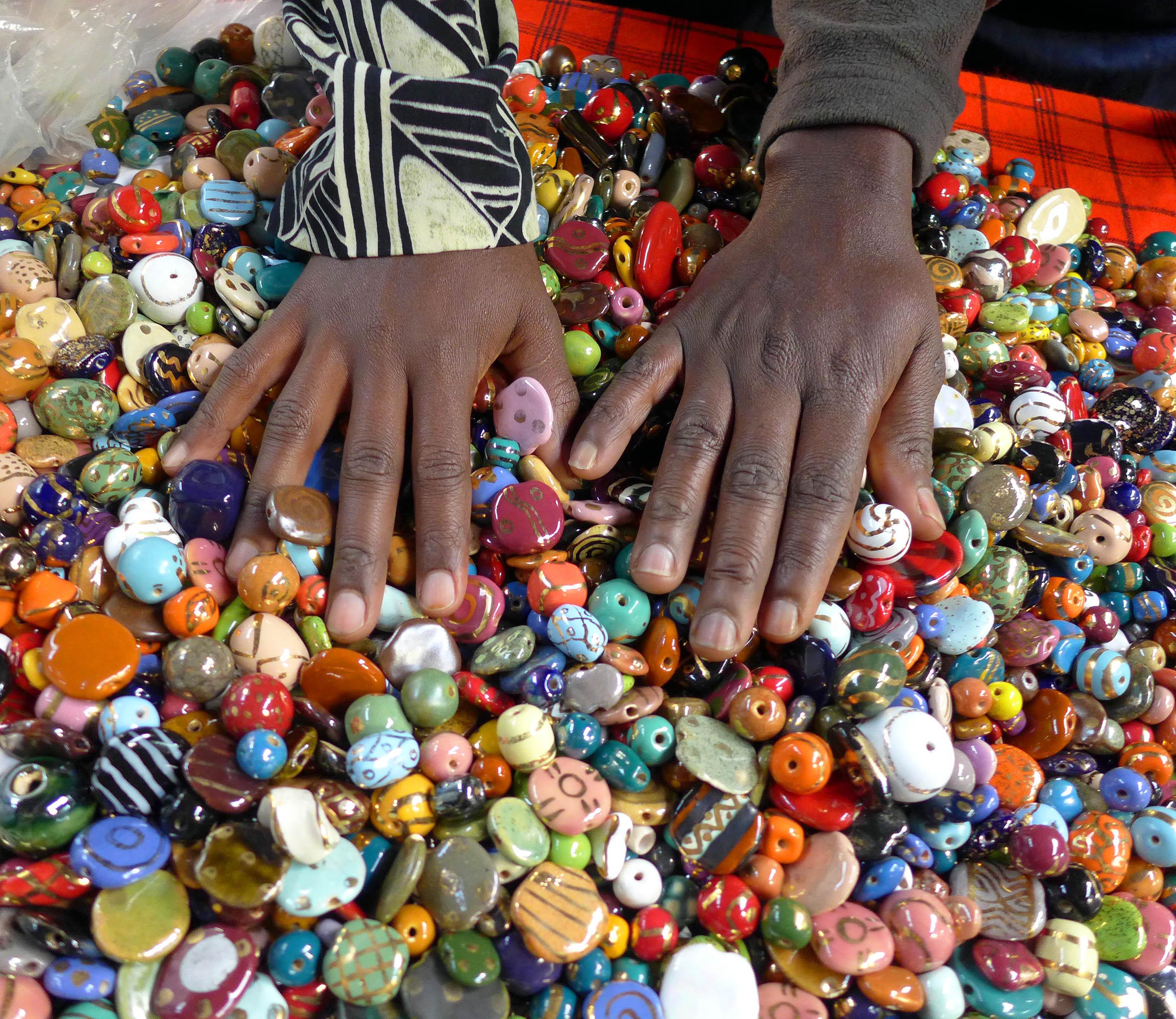Kazuri Beads!!