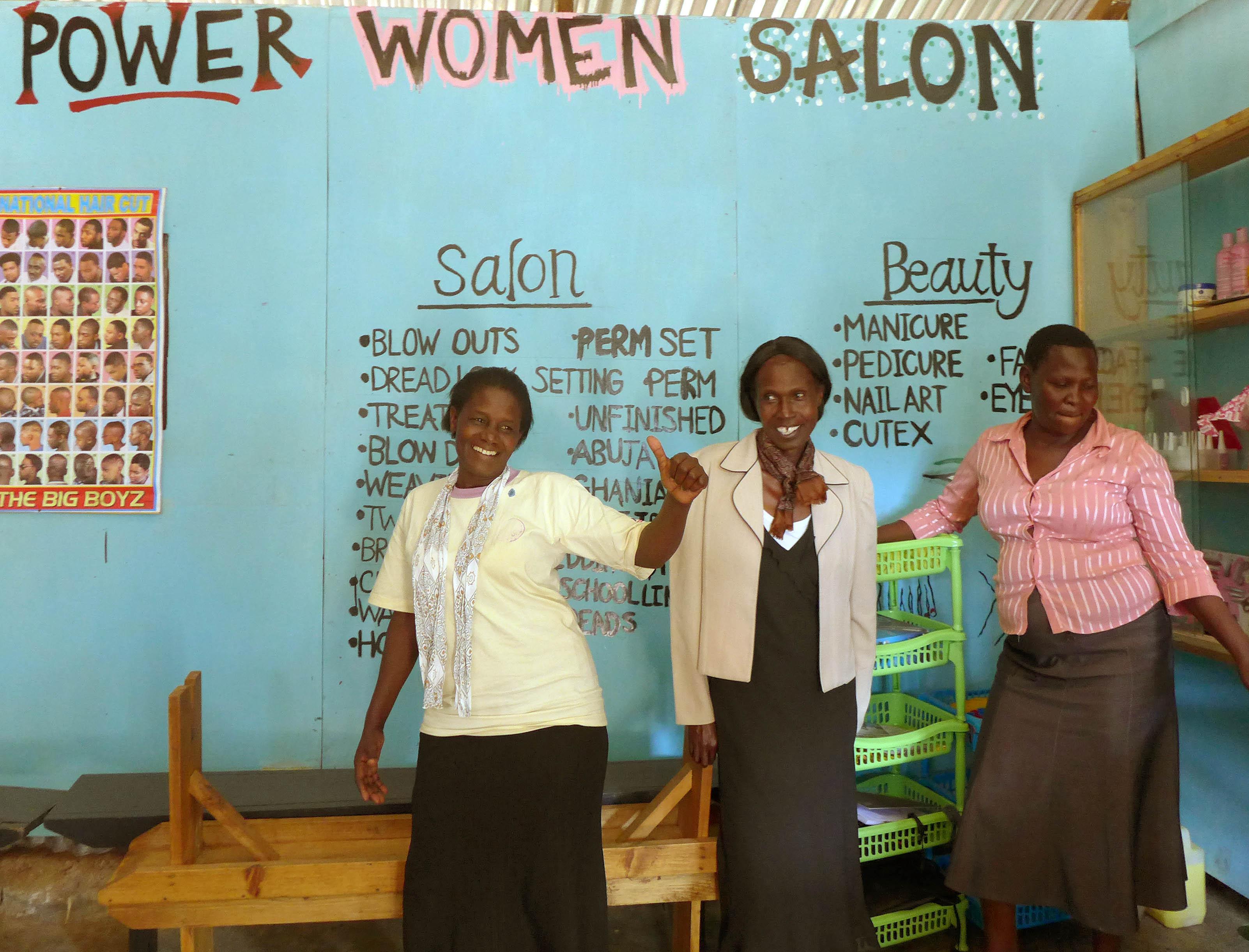 Power Women's Hair Salon
