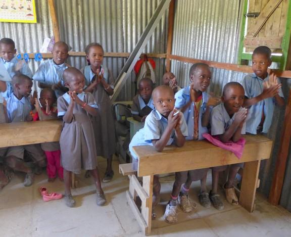 PCDA school children