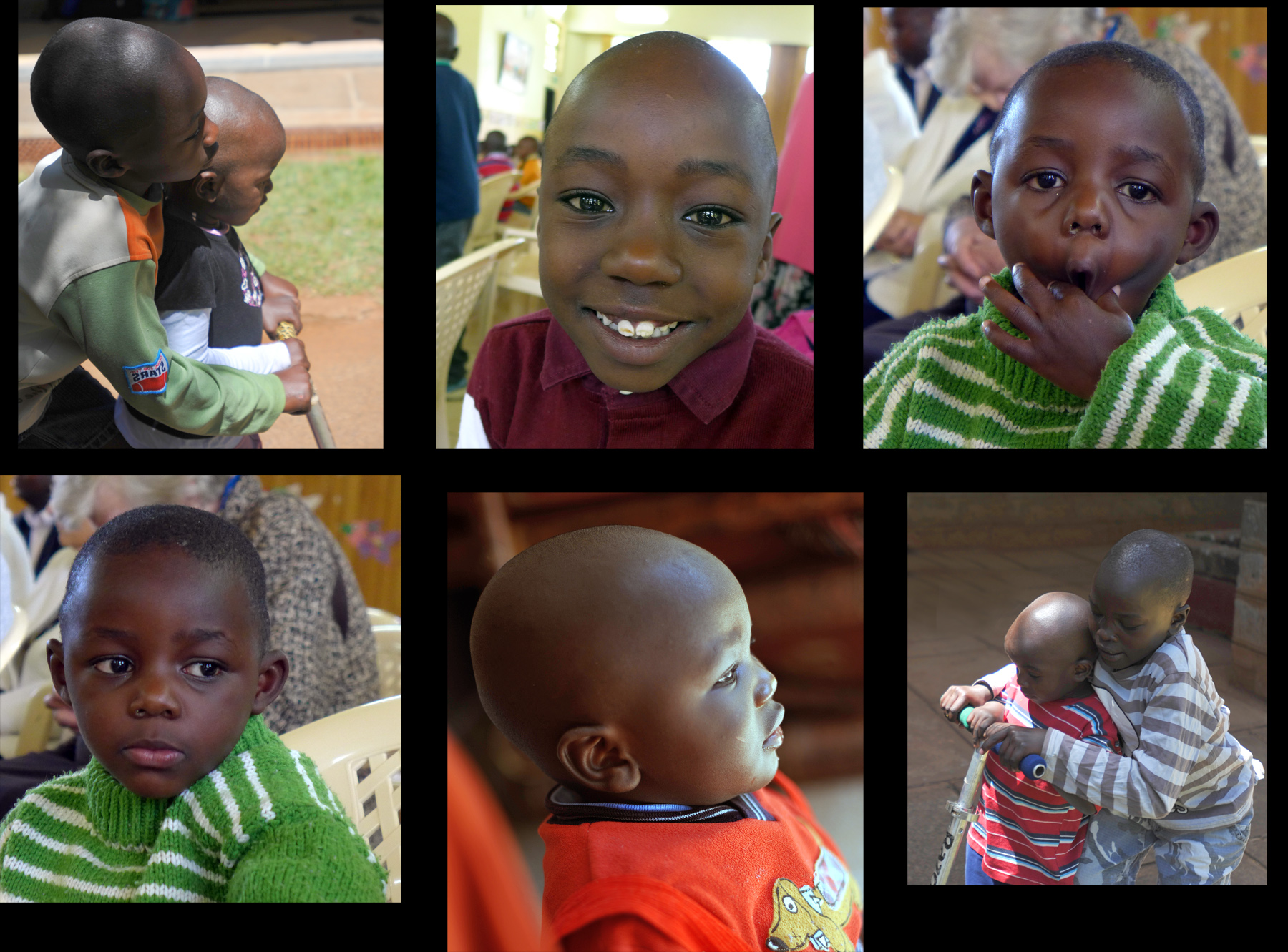 Faces of Nyumbani Children's Home