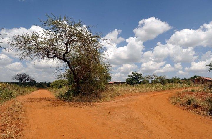 Inside Nyumbani Village