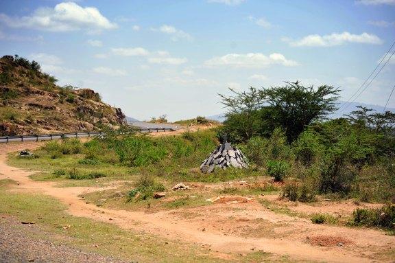 Kenyan countryside