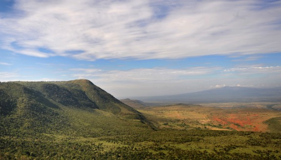 The Great Rift Valley: Kenya is a beautiful country!