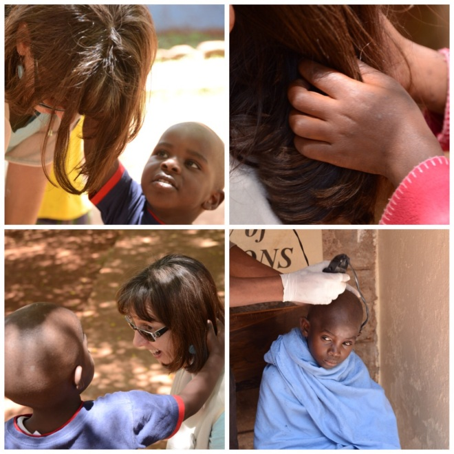 Hair at Nyumbani Children's Home