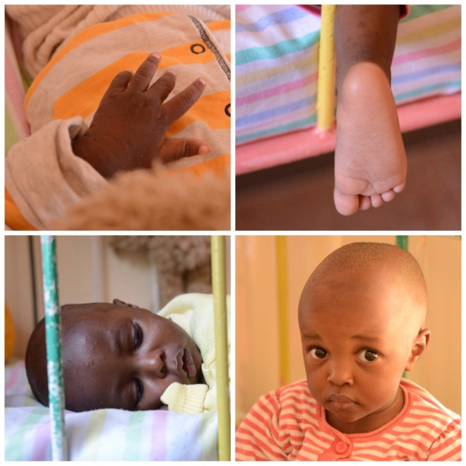 Children of the Nyumbani Respite Program