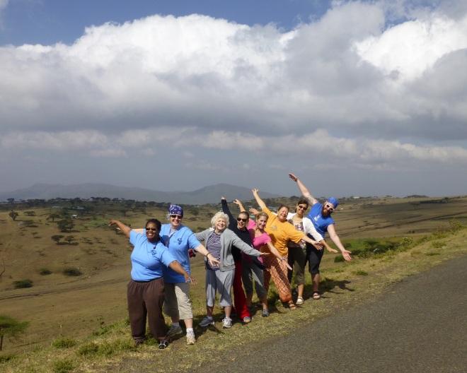 Along the Rift Valley