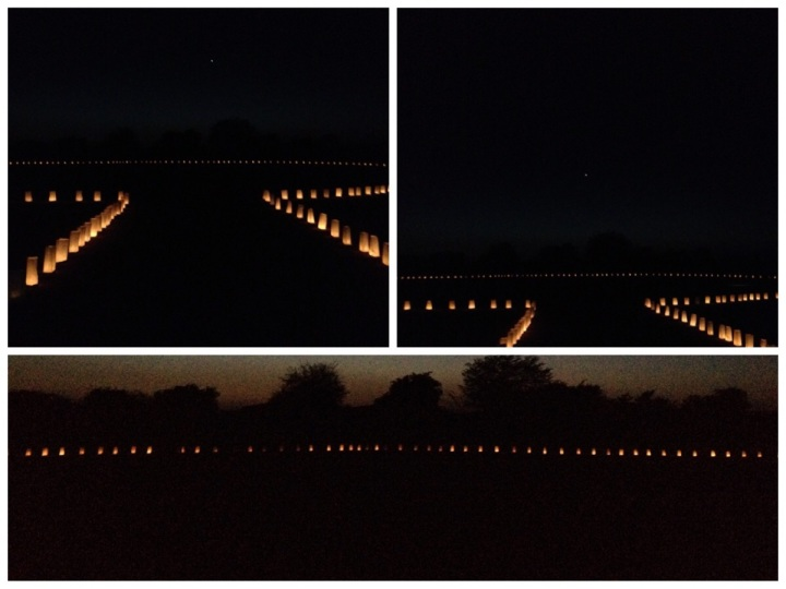 Luminaries shining like stars