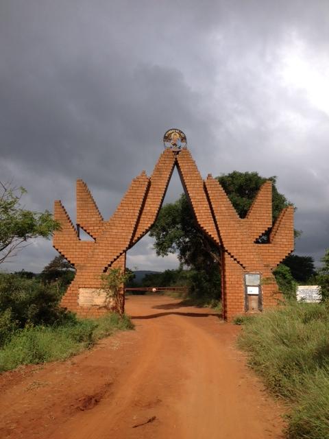 Villageentrance
