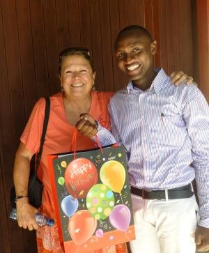 Happy Birthday to you, Charles Nguli!